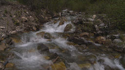 HD2008-6-5-36 mountain stream Stock Video Footage