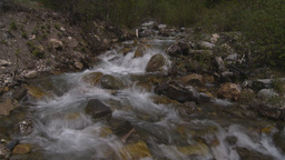 HD2008-6-5-36 mountain stream Stock Video Footage