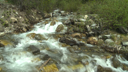 HD2008-6-5-38 mountain stream Stock Video Footage