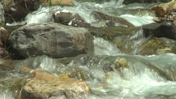HD2008-6-5-40 mountain stream Footage