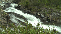 HD2008-6-5-52 mountain stream Stock Video Footage