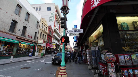 2 angles - san Francisco Footage