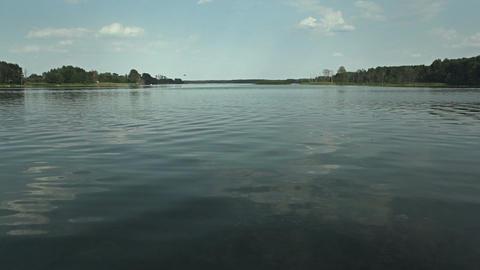 Bialy Lake Timelapse Acción en vivo