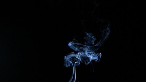 Smoke rising Footage