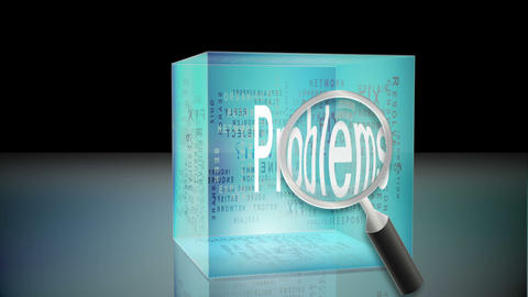 Problems and solutions animation Animation