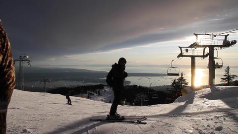 skier Footage