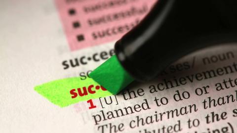 Definition of success Live Action