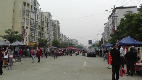 Jintang Town Chengdu Area Sichuan China 65 handhel Footage