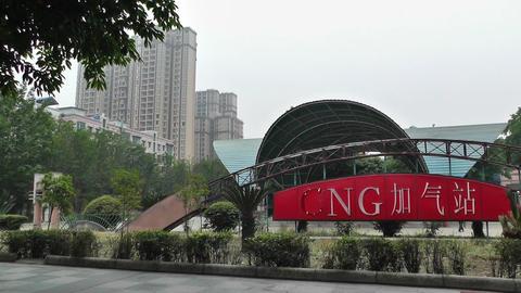 Jintang Town Chengdu Area Sichuan China 31 abandon Footage