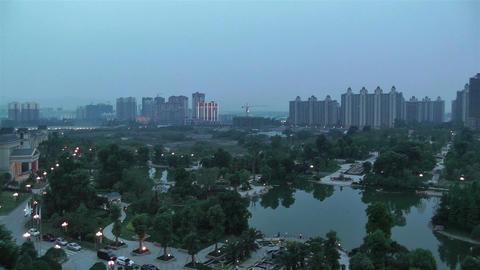 Jintang Town Chengdu Area Sichuan China 3 getting  Footage