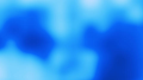 Animation, Loopable Easy Blue Background for title Stock Video Footage