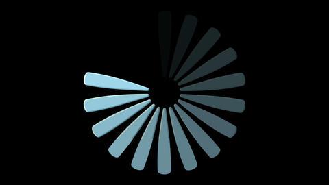 Animation, download progress bar, HD Animation