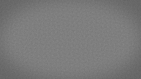Animation, basic old TV noise without any effects, Animation