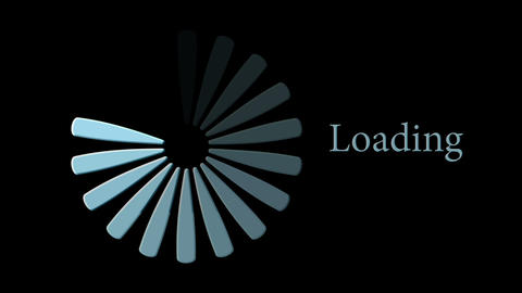 Animation, download loading progress bar, HD Animation