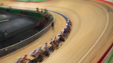 velodrome pursuit race Live Action