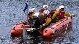 Rescue Lifeboat 2 Footage