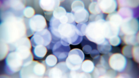 Bokeh Particle 4 stock footage