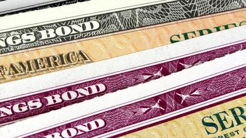 United States Savings Bonds Footage