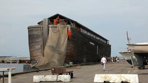 Noahs ark Footage
