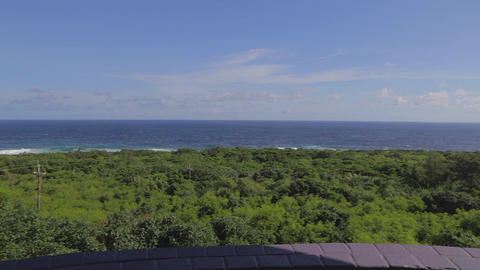 180 degree pan -most southern point from observati Footage