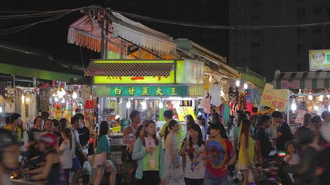 Ruifeng night market - exterior medium Live Action