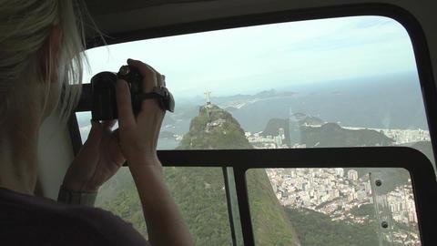 014 Rio , Helicopter flight , Aerial , Rio City ,  Footage