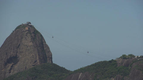 069 Rio , Coastline , Sugarleaf Mountain Footage