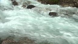HD2008-6-6-23 Sherbrooke creek Stock Video Footage