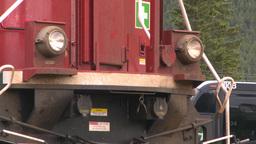 HD2008-6-6-69 deisel loco Footage