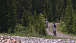 HD2008-6-9-10 mtn bike Stock Video Footage