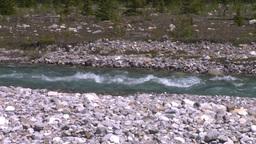 HD2008-6-9-12 mountain stream Stock Video Footage