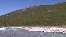 HD2008-6-9-22 mountain stream Stock Video Footage