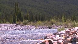 HD2008-6-9-26 mountain stream Stock Video Footage