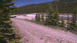 HD2008-6-9-30 mtn bike Stock Video Footage