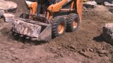 HD2008-6-9-44 Bobcat Tractor stock footage