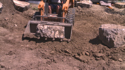 HD2008-6-9-44 bobcat tractor Footage