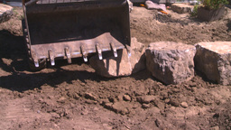 HD2008-6-9-44 bobcat tractor Stock Video Footage