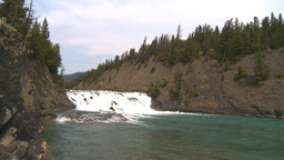 HD2008-10-2-9 Bow falls Footage