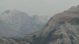 HD2008-10-2-21 top, mtn ridge Z in Stock Video Footage