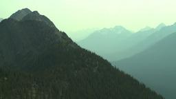 HD2008-10-2-29 top, Sulfur mtn Stock Video Footage