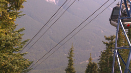 HD2008-10-2-33 top, gondola car leaves Stock Video Footage