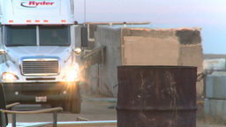 Truck Stock Video Footage