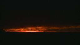 HD2008-10-11-32 dusty sunset Footage