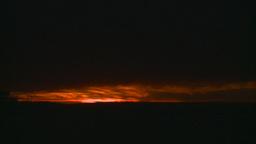 HD2008-10-11-32 dusty sunset Stock Video Footage