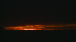 HD2008-10-11-32 dusty sunset Stock Video Footage