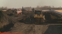 HD2008-10-17-9 pipeline const Stock Video Footage