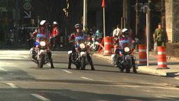 HD2008-10-17-21 polic ebikes Footage