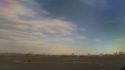 HD2008-9-1-14 int aircraft look at runway aircraft taxis... Stock Video Footage