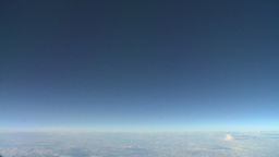 HD2008-9-1-24 aerial cloud sky Stock Video Footage