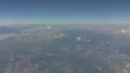 HD2008-9-1-26 aerial cloud sky Stock Video Footage